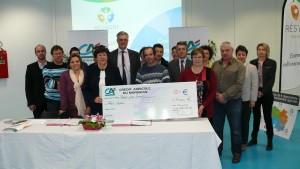 Partenariat Crédit agricole et Rés'Agri 56