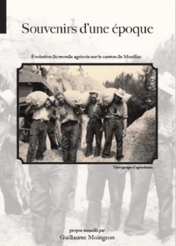 D dicace du livre souvenirs d 39 une poque resagri 56 for Gamm vert muzillac