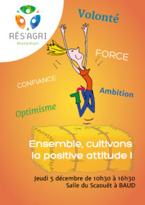 Affiche Journee positive attitude 5 12 2019