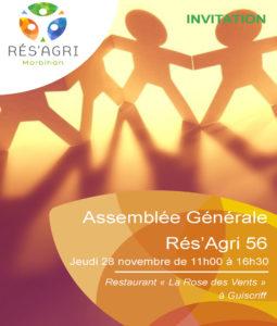 INVITATION AG RESAGRI 2019